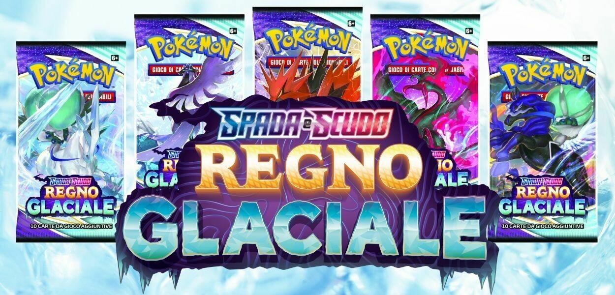 Box Pokemon Regno Glaciale