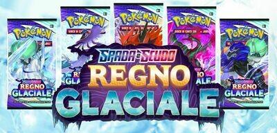 Box Pokemon Regno Glaciale -dal 18/06/2021