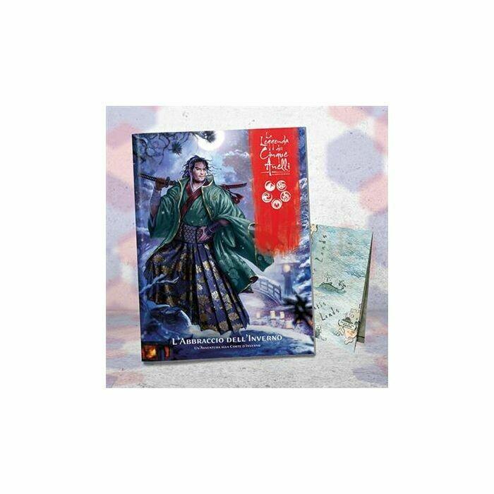 La Leggenda dei Cinque Anelli RPG: L'Abbraccio dell'Inverno