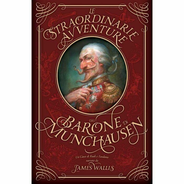 Le Straordinarie Avventure del Barone Munchausen