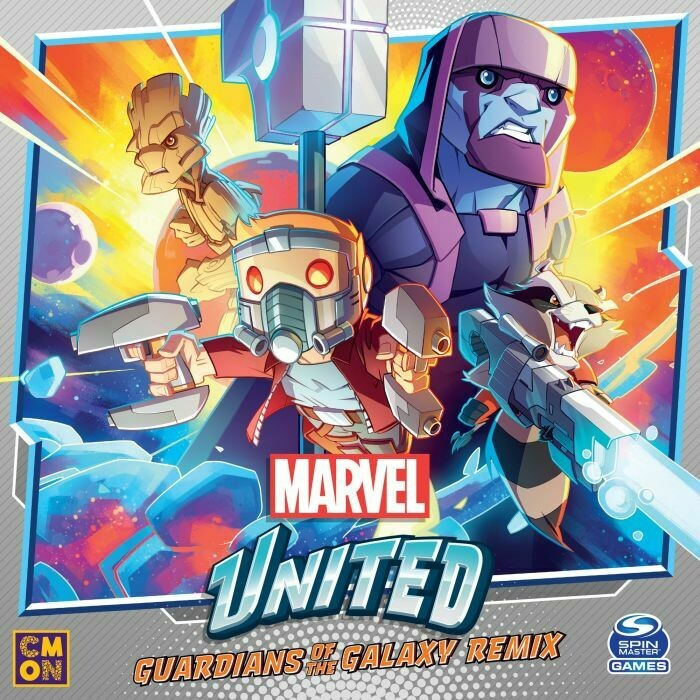 Marvel United: Guardians of the Galaxy Remix  -ITA-