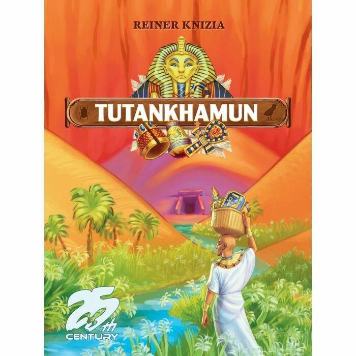 Tutankhamun -ita-