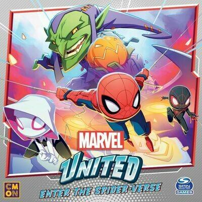 Marvel United: Il Ragnoverso -ITA- dal 31/07/2021