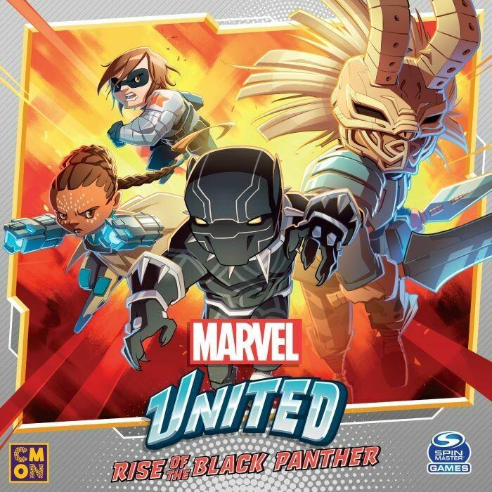 Marvel United: L'Ascesa di Black Panther -ITA- dal 31/07/2021