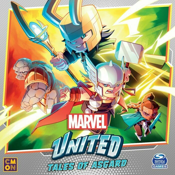 Marvel United: Leggende di Asgard -ITA- dal 31/07/2021