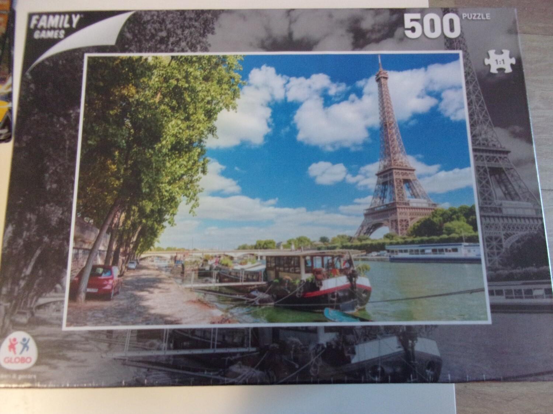Puzzle 500 pz -traghetto