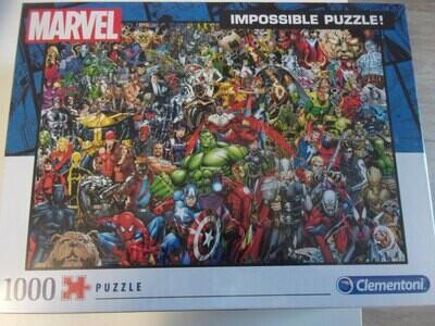 Puzzle 1000pz - Marvel Universe
