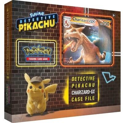 Fascicolo Charizard  - GX Detective Pikachu
