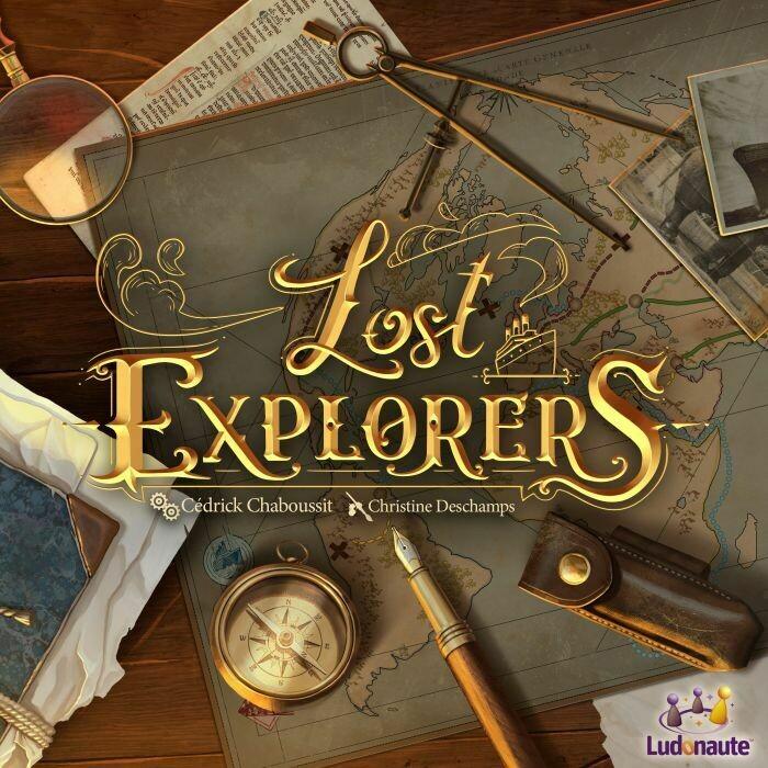 Lost Explorers -ITA-