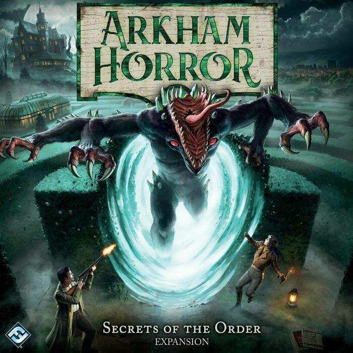 Arkham Horror - Terza Edizione: I Segreti dell'Ordine -dal 30/05/2021