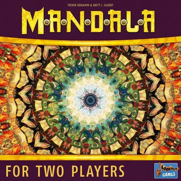 Mandala per 2 giocatori- ITA - dal 31/07/2021