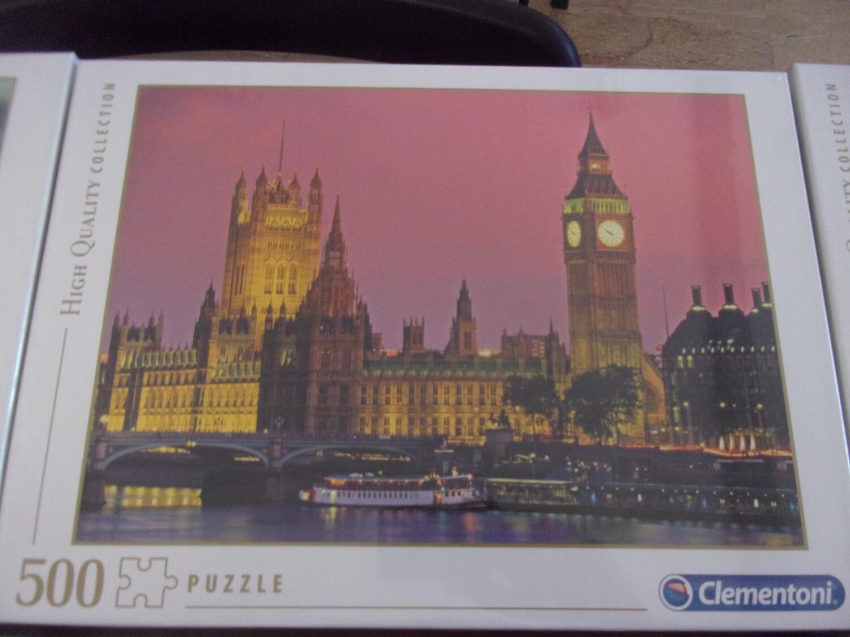 Puzzle 500 pz -Londra