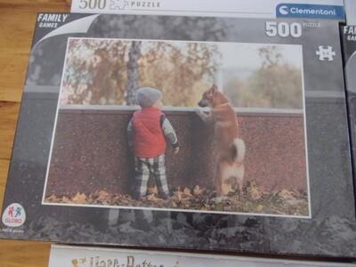 Puzzle 500 pz -Amici