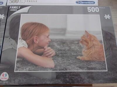 Puzzle 500 pz -Amici 2