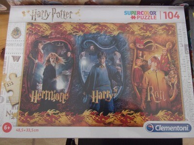 Puzzle 500 pz  - Harry Potter