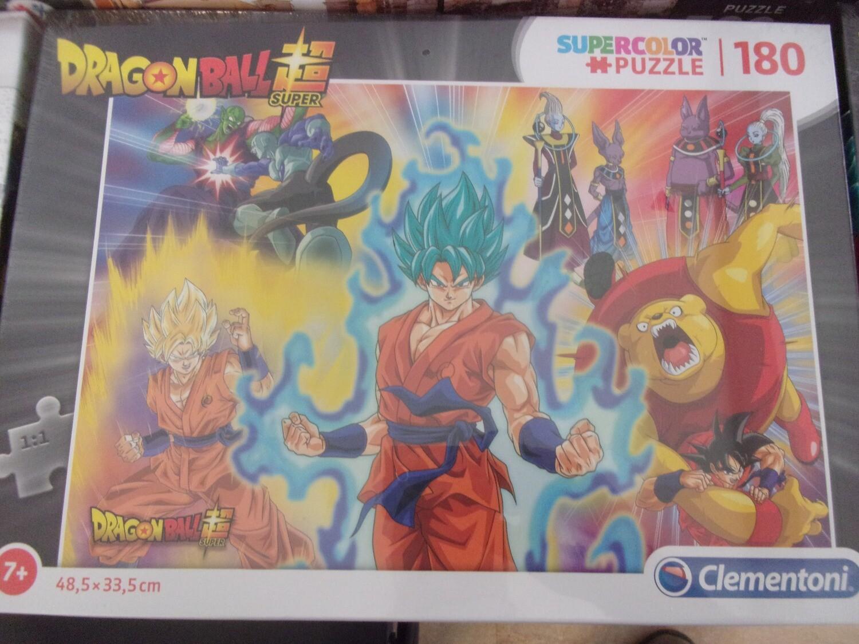 Puzzle 500 pz  - DragonBall Super 1