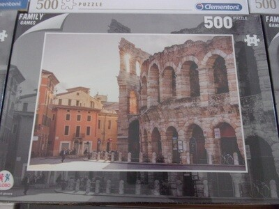 Puzzle 500 pz  Colosseo