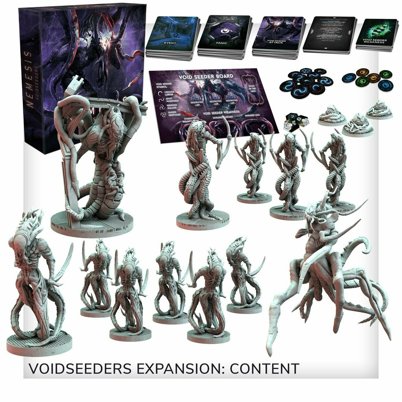 Nemesis: Void Seeders -ITA- dal 31/07/2021