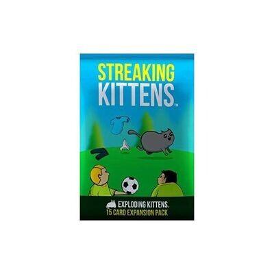 Exploding Kittens: Streaking Kittens -ITA- dal 30/06/2021