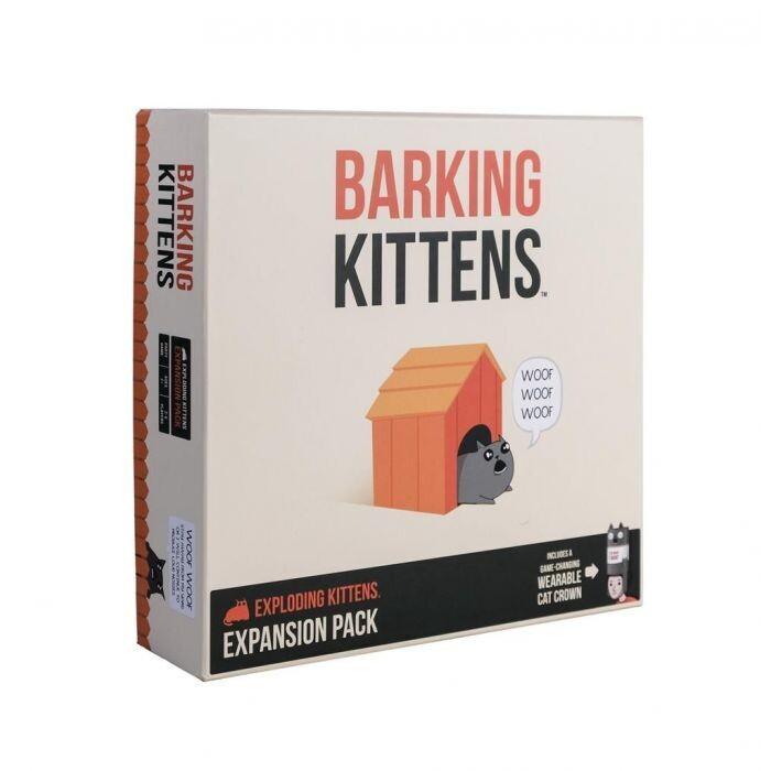 Exploding Kittens: Barking Kittens -ITA-