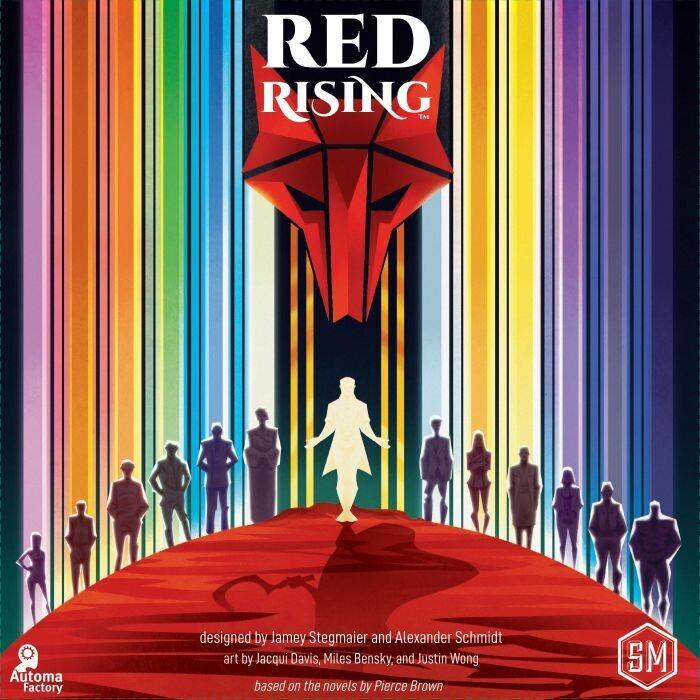 Red Rising -ITA- dal 30/06/2021