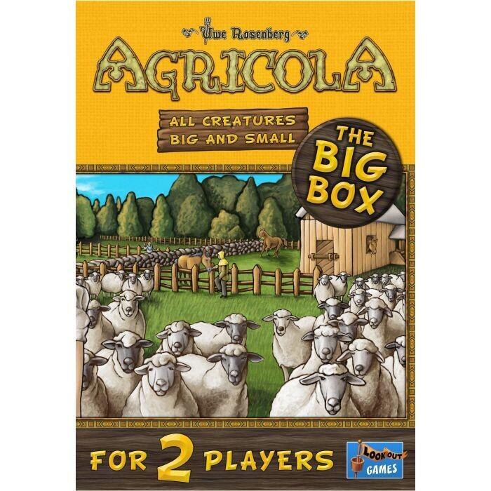 Agricola - Tutte le Creature Grandi e Piccole: Big Box -ITA- dal 30/06/2021