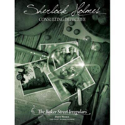 Sherlock Holmes Consulente Investigativo - Gli Irregolari di Baker Street -dal 30/09/2021