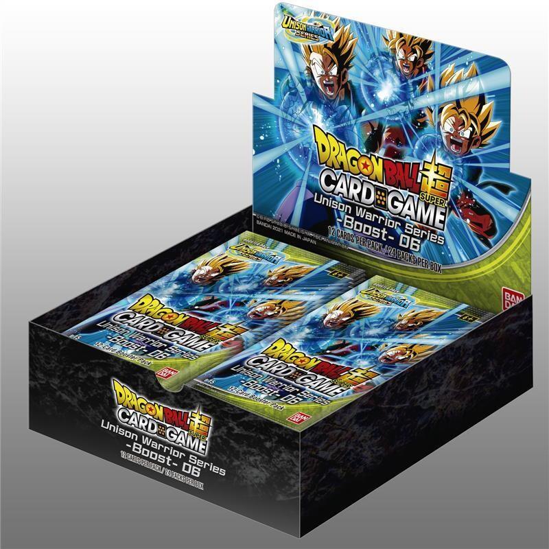 Dragon Ball Super DBS15 UW06 [B15] Box ING -DAL 05/11/2021
