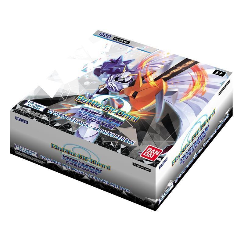 Box Digimon Card Game BT06 Double Diamond-dal 08/10/2021