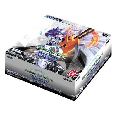 Box Digimon Card Game BT05 Battle of Omni -dal 06/08/2021