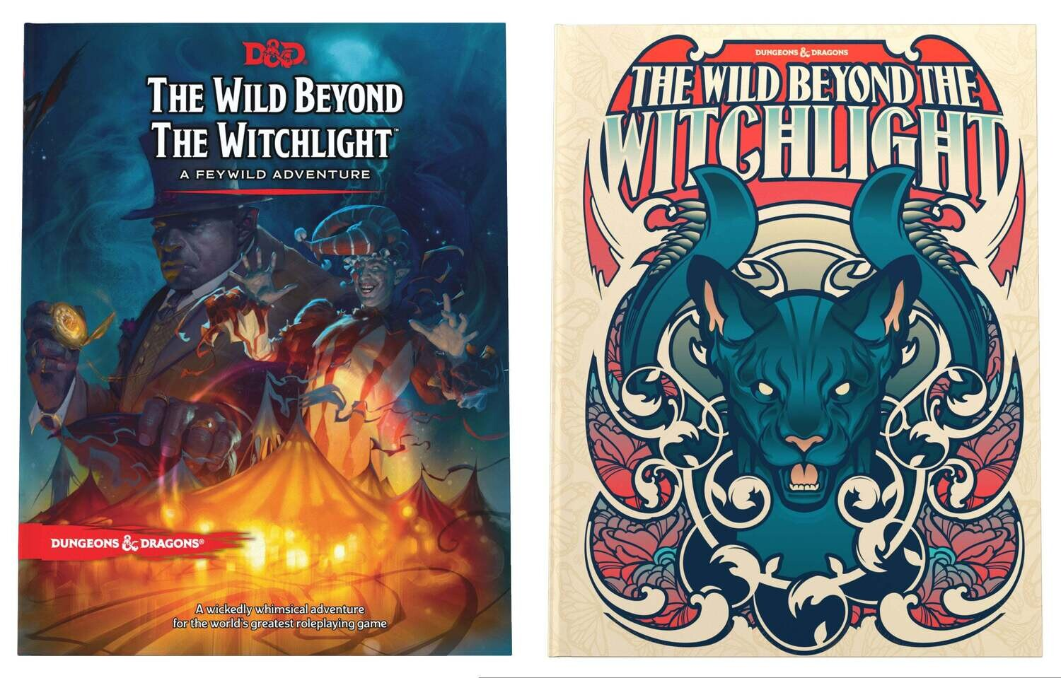 The Wild Beyond the Witchlight - ENG- dal 21/09/2021