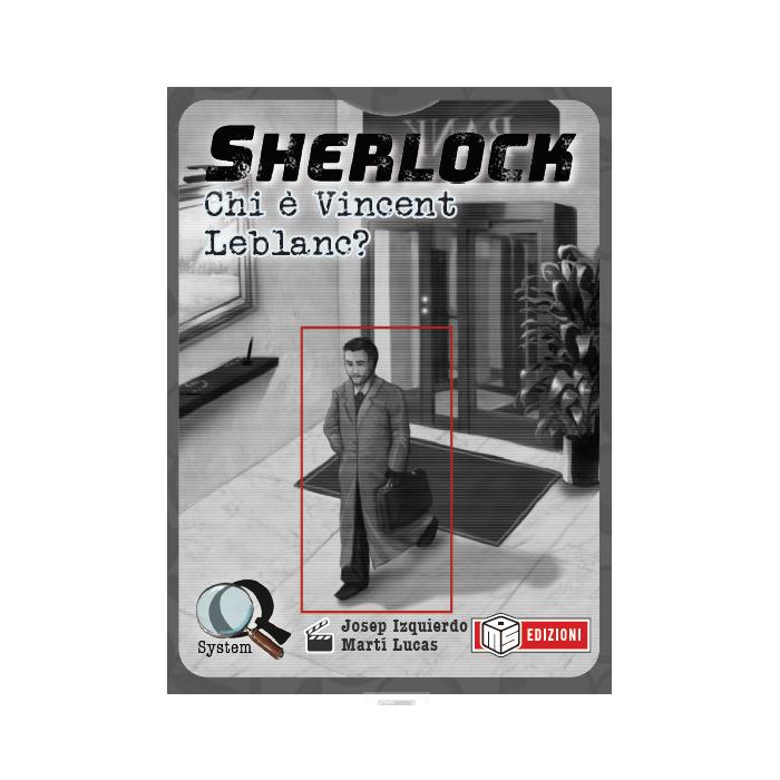 Sherlock - Chi è Vincent Leblanc?