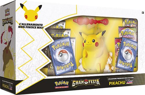 Gran Festa Premium Figure Collection - Pikachu VMAX -dal 22/10/2021