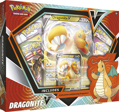 Dragonite V Box -ENG- dal 24/09/2021