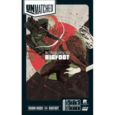 Unmatched - Robin Hood vs Bigfoot -ITA