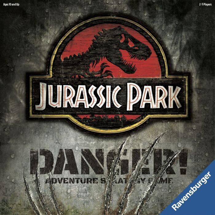 Jurassic Park - Danger! -ITA-