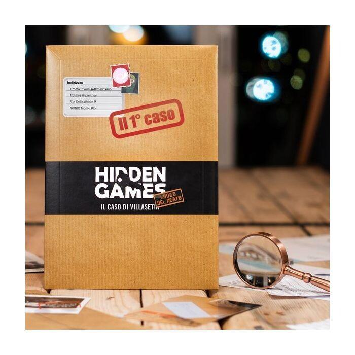 Hidden Games - Il Caso di Villasetia