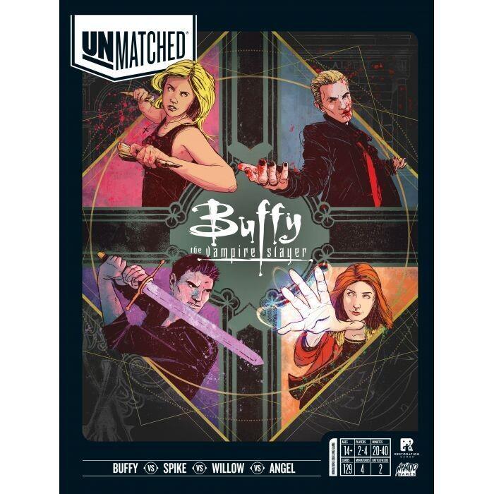 Unmatched Edizione Inglese - Buffy the Vampire Slayer