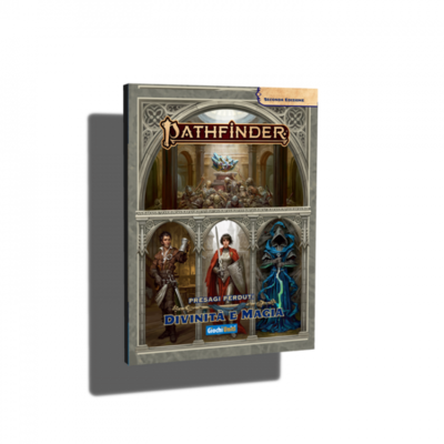 Pathfinder - Seconda Edizione: Presagi Perduti - Divinità e Magia