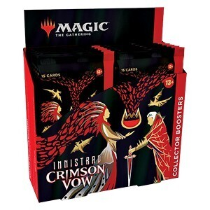 Innistrad Promessa Cremisi -Collector Box - ENG -dal 19/11/2021
