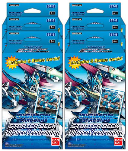 Digimon Card Game Ulforce Veedramon -dal 10/09/2021