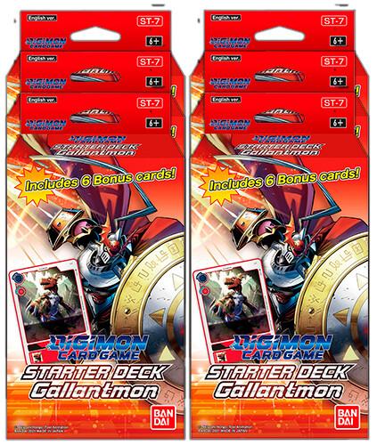 Digimon Card Game Gallantmon -dal 10/09/2021