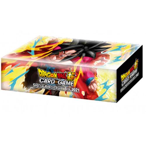 Dragon Ball Super Special Anniversary Box 2021 -dal 17/09/2021