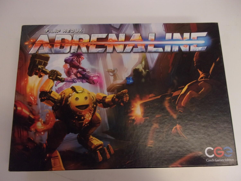 Adrenalina -usato-