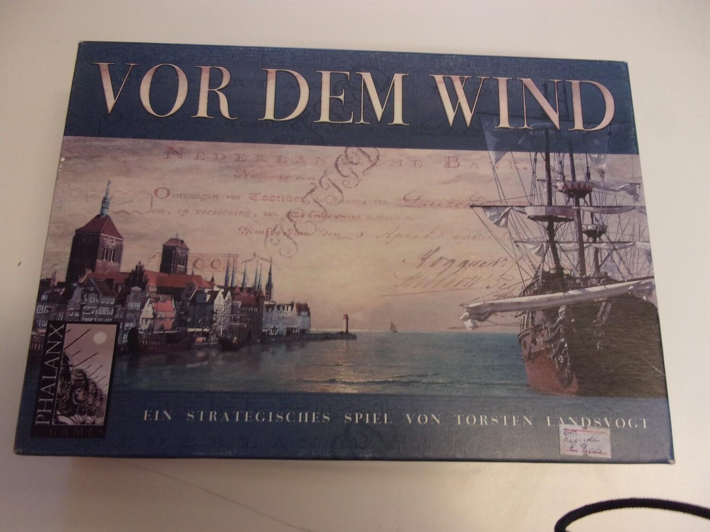 Vor Dem Wind -usato-