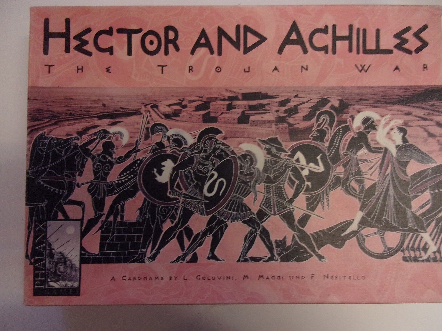 Hector and Achilles -usato-