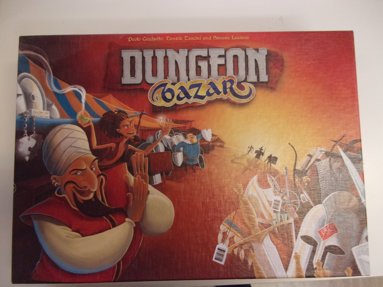 Dungeon Bazar -usato-