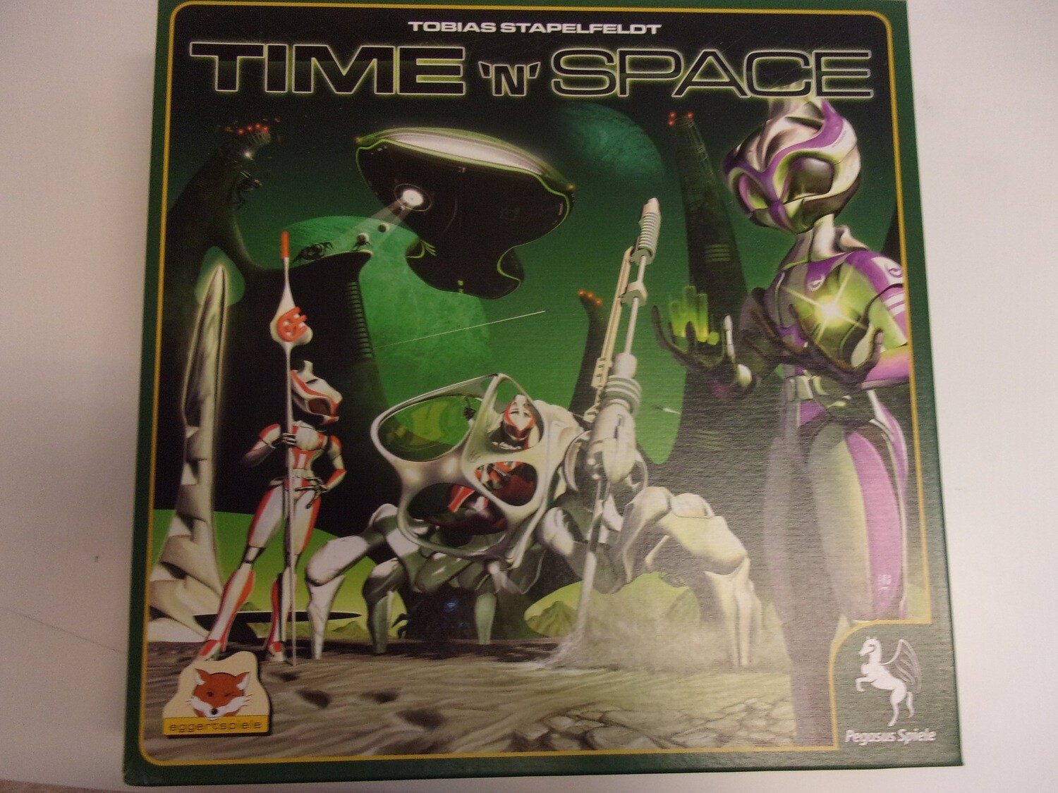 Time'n'Space -usato-