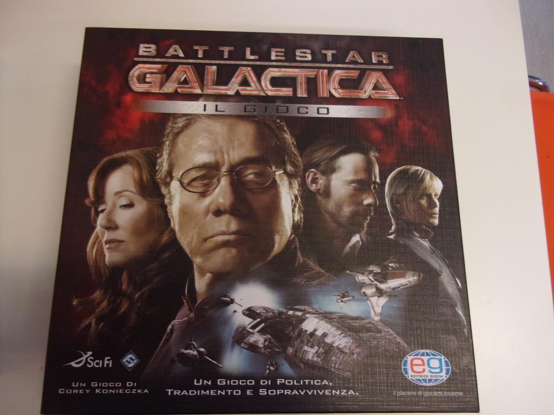 Battlestar Galactica -usato-