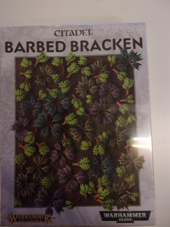 Barbed Bracken --